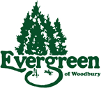 Evergreen Woodbury Logo